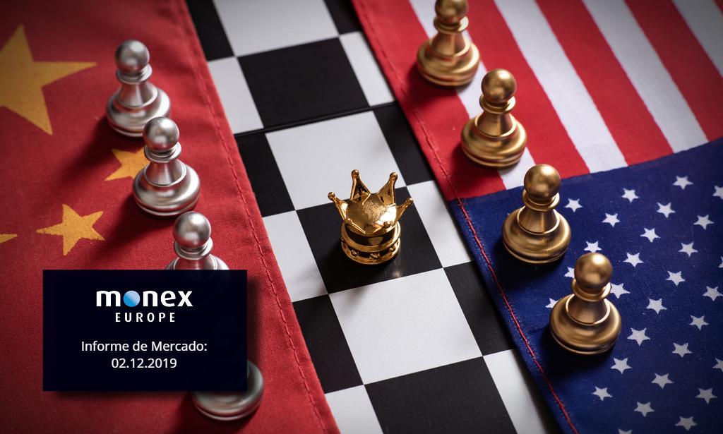 Los mercados en pausa en espera de progreso entre EE.UU. y China.