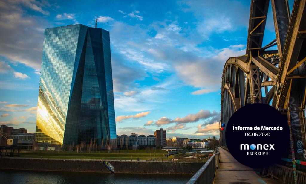 El billete verde retoma posiciones en el día de acción del BCE