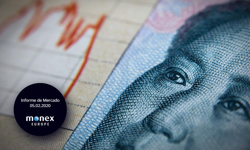 Los mercados se relajan tras mayor tranquilidad sobre el impacto del coronavirus
