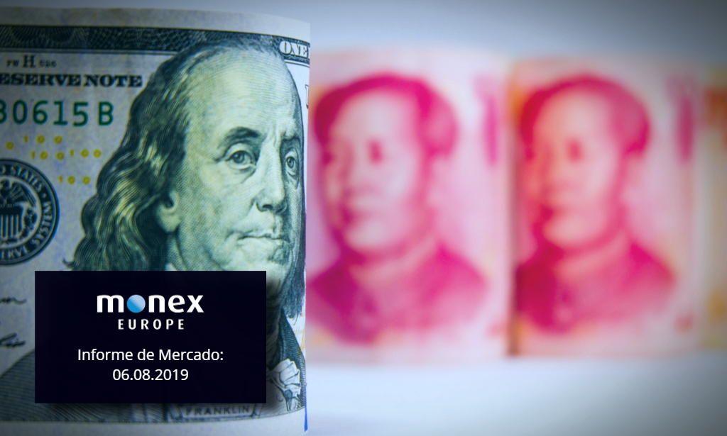 Tensiones comerciales EE.UU.-China disparan volatilidad en los mercados