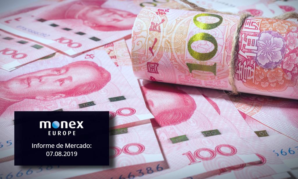La estabilidad del yuan trae alivio a los mercados