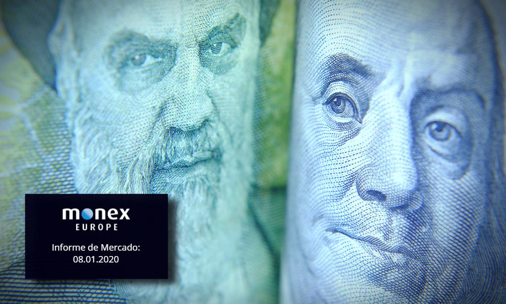 Los ataques iraníes a las bases norteamericanas provocan una breve reacción de los mercados