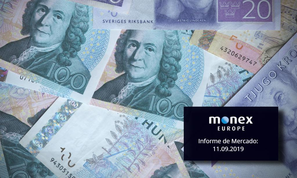 Los mercados en calma mientras las monedas escandinavas lideran las pérdidas