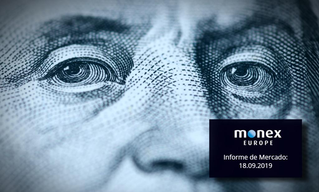 Inyección de liquidez de la Fed debilita al dólar, previo al anuncio de política monetaria