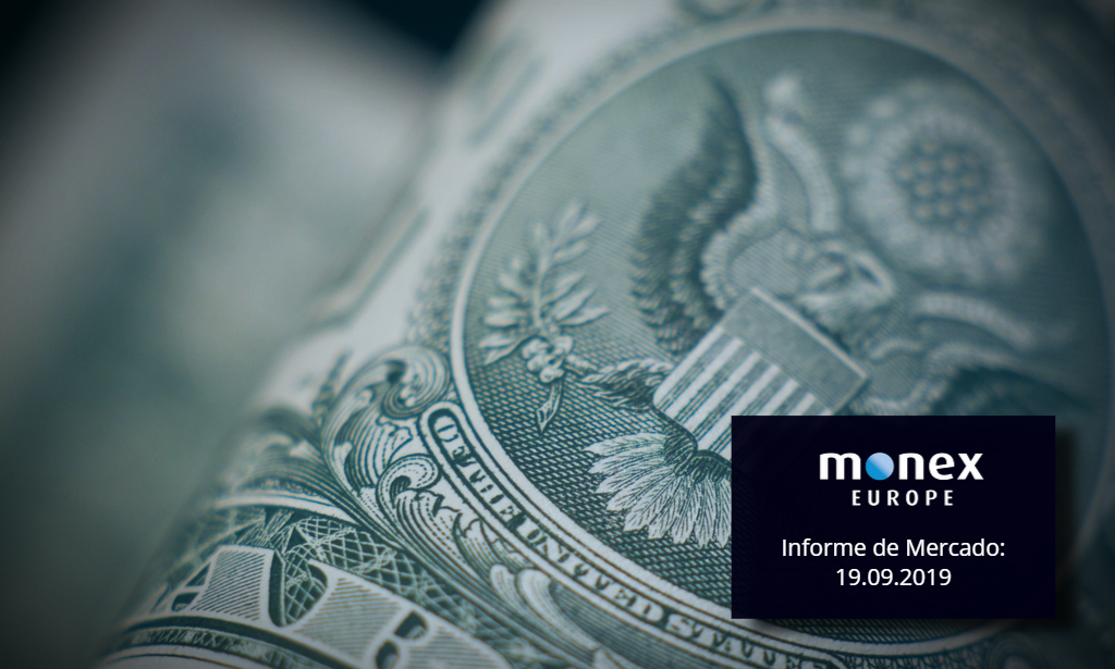 Una Fed más tranquila que los mercados da soporte al dólar