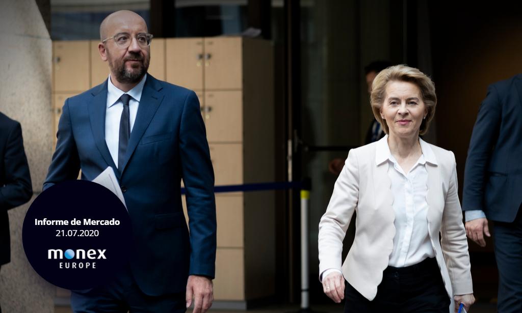 El plan de recuperación conjunta de la UE ya es un hecho