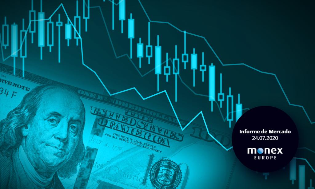 Al acabarse el apetito por el riesgo, el USD encuentra su límite inferior, tras una semana de pérdidas