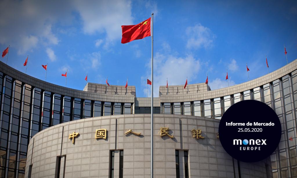 El banco central chino fija el yuan en su punto más débil desde 2008 mientras EE.UU. y el Reino Unido permanecen cerrados en festivo público