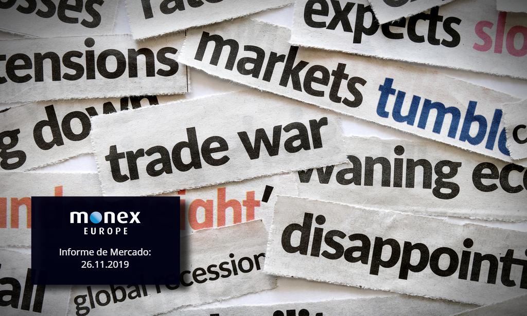 Los mercados toman con cautela los titulares optimistas de las conversaciones comerciales entre EE.UU. y China