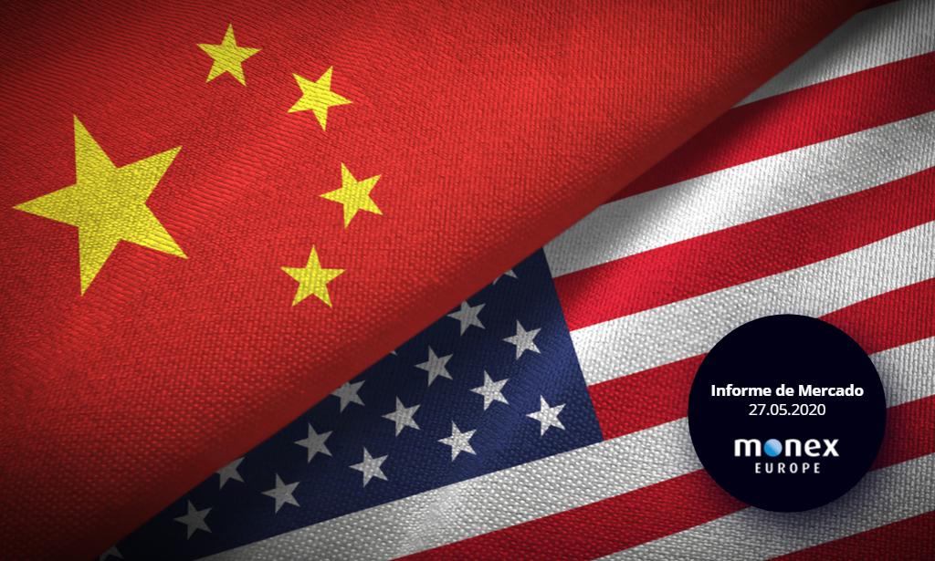 La propuesta de rescate de la Comisión Europea gana atención, mientras las tensiones entre EE.UU. y China vuelven a intensificarse