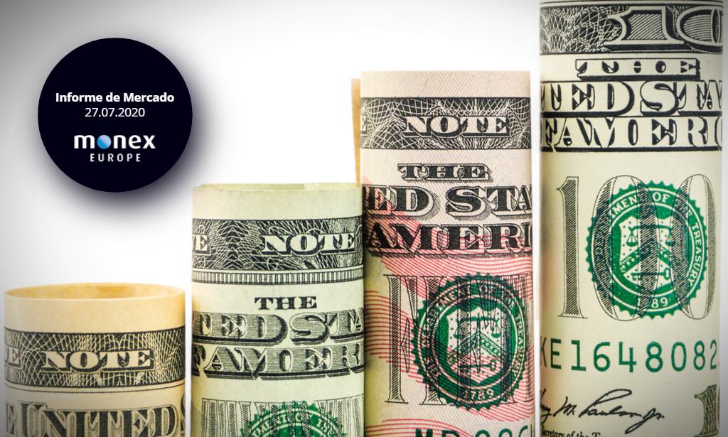 """El dólar dice """"hasta aquí hemos llegado"""" e inicia el rebote"""