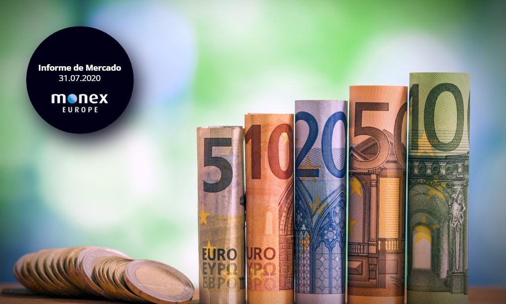 El euro alcanza nuevos máximos a pesar del colapso económico de la Eurozona en el segundo trimestre del año