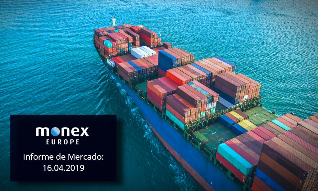 Comercio internacional sobre la mesa mantiene en espera a los mercados