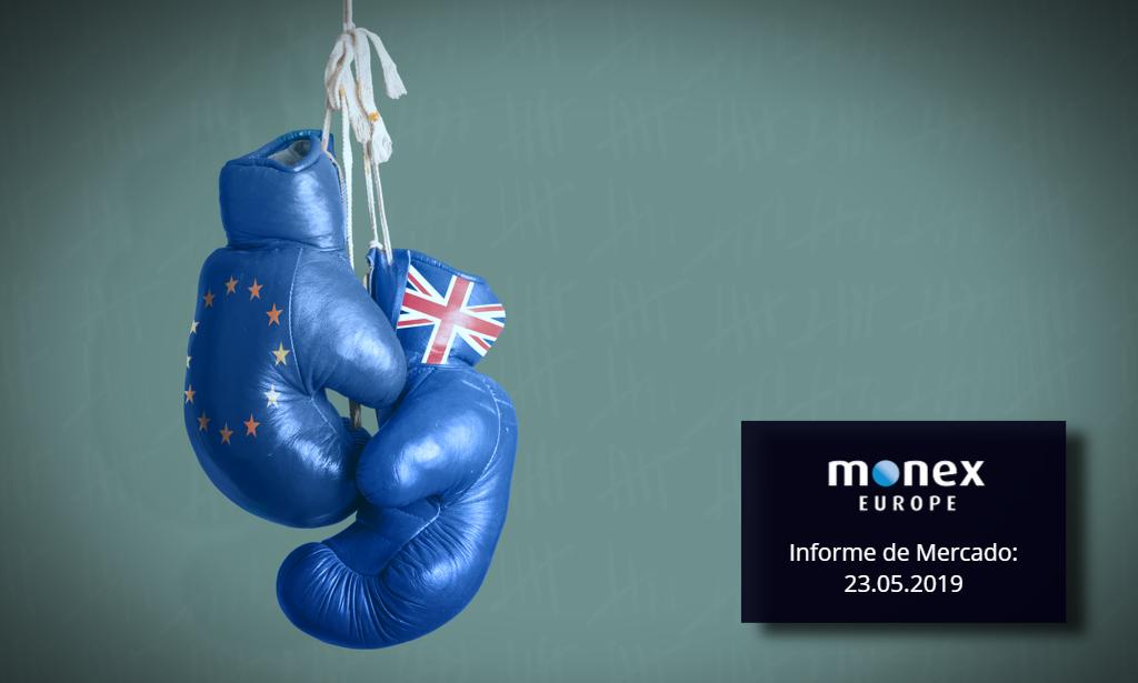 Theresa May y la libra esterlina se empinan al precipicio
