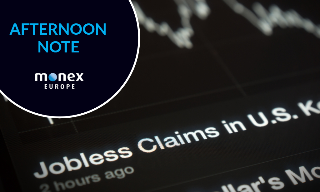 Sky-rocket US jobless claims dictate FX dynamics today