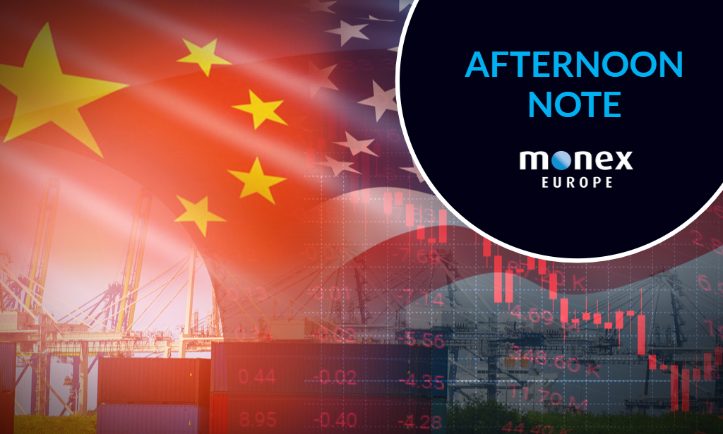 Risk aversion continues to drive markets on renewed US-China tensions