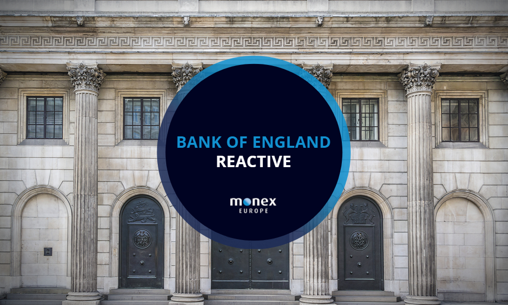 Bank of England looks to hold the ship steady with placeholder announcement
