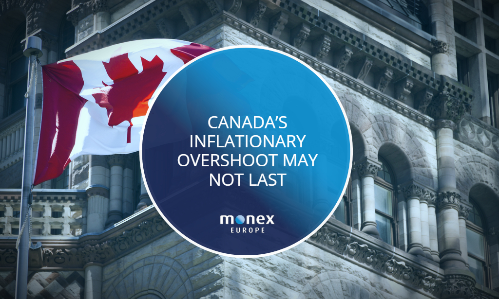 Canada's inflationary overshoot may not last