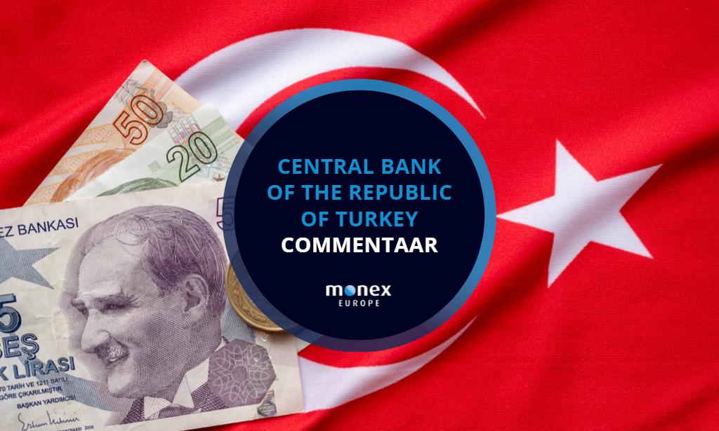 CBRT laat rentes ongemoeid, maar lira handelaren maken zich zorgen