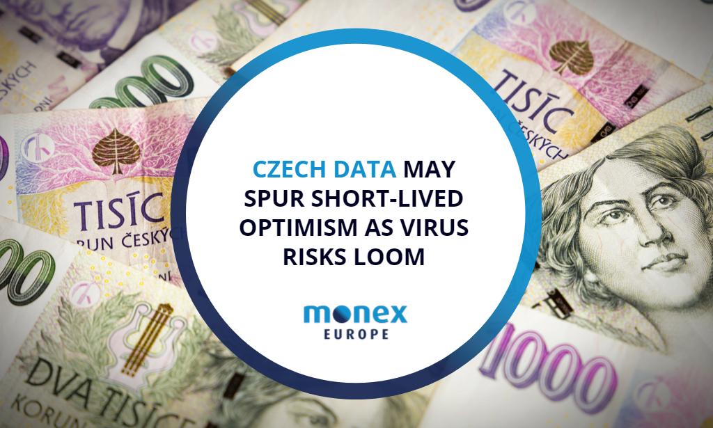 Czech data may spur short-lived optimism as virus risks loom