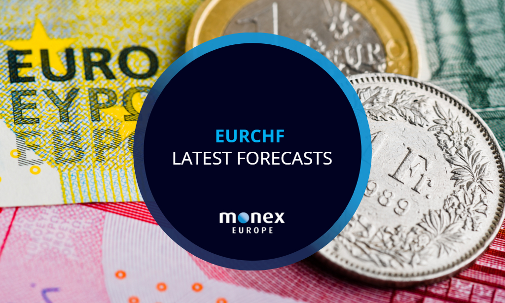 EURCHF latest forecasts