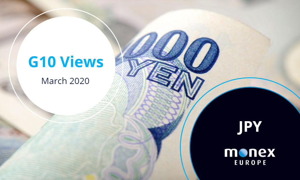 Yen should strengthen modestly on the back of fiscal support
