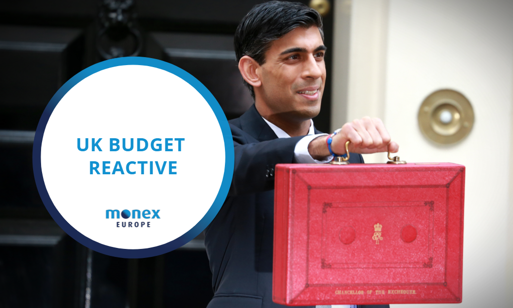 Sunak unveils bumper budget, but markets weary that someone has to foot the bill