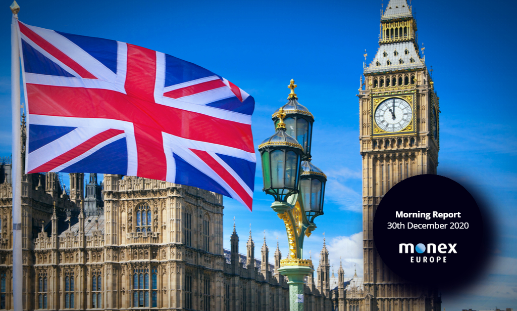 UK Parliament vote on Brexit deal eyed amid virus woes
