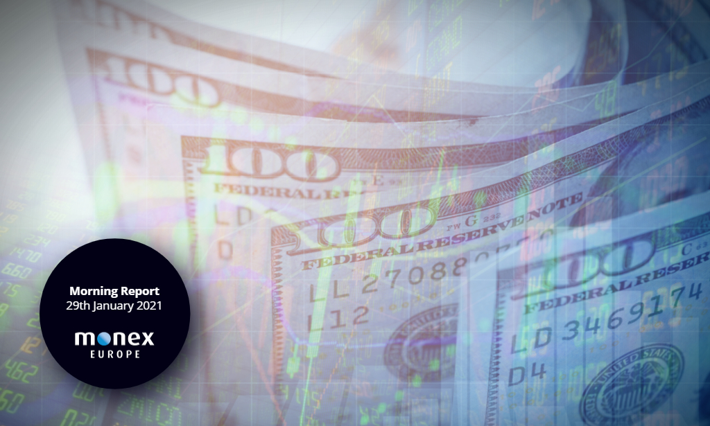Dollar traders look towards equity markets for the level of risk appetite