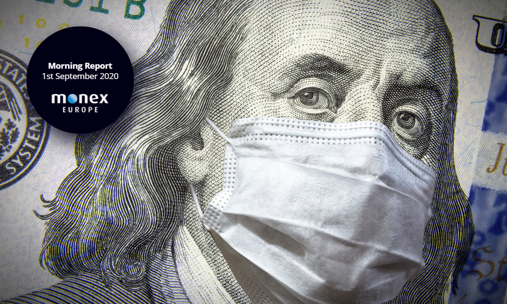 US dollar continues to weaken as vaccine trial comes into focus