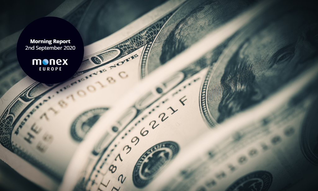 Dollar finally manages to stem losses