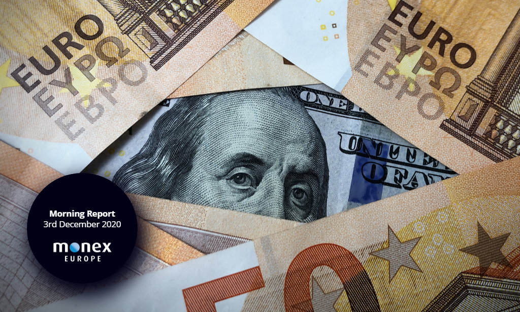 EURUSD reaches 32-month high before PMIs spoil the party