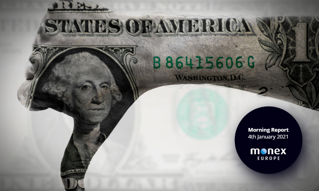 A new year brings the same theme for markets; continued USD weakness