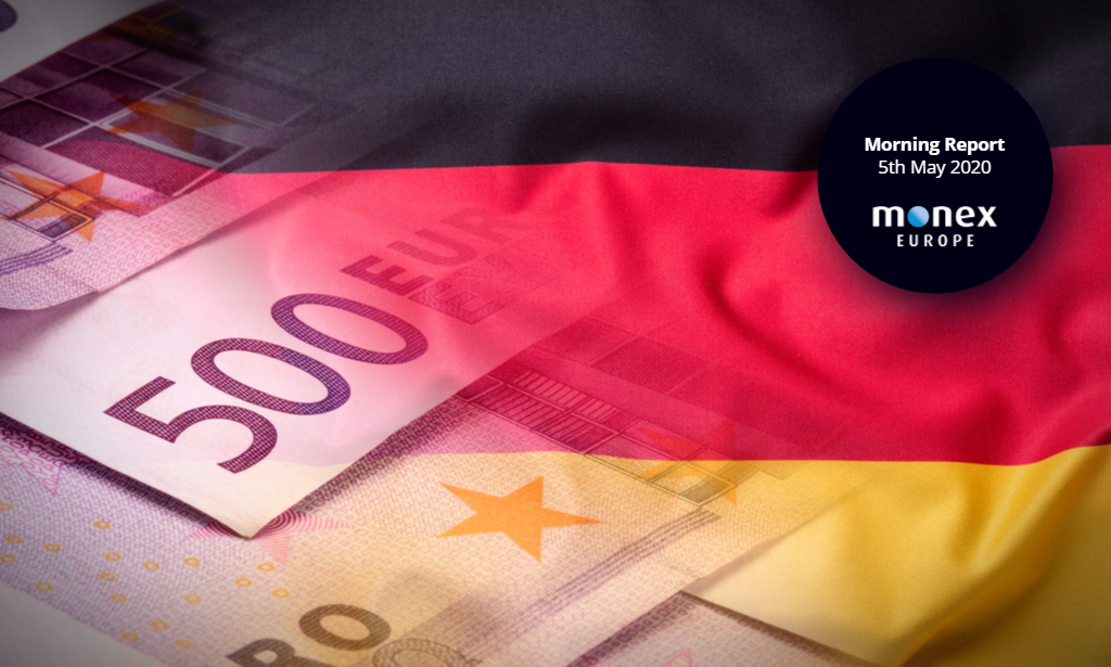 USD bid as German court ruling puts question mark over ECB remit