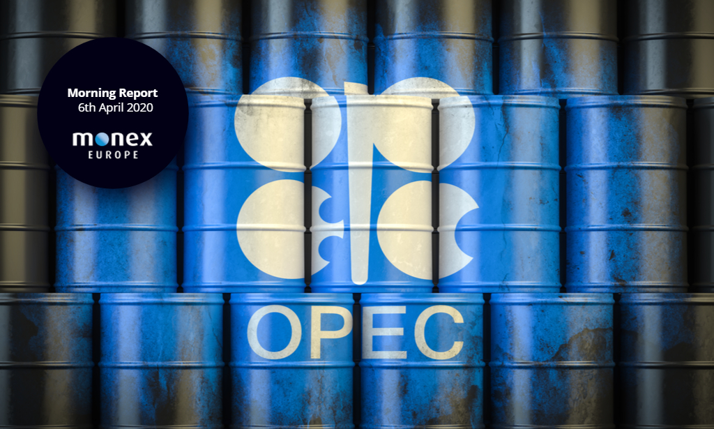 OPEC+ and Eurogroup conference calls in focus as next major policy decisions