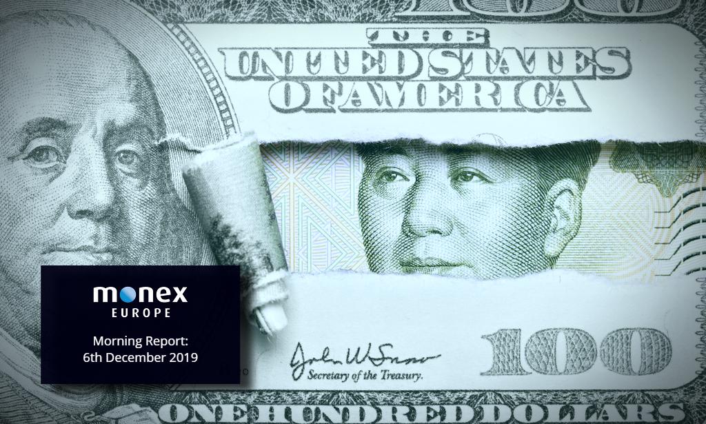 Dollar weakens as markets keep faith in trade deal