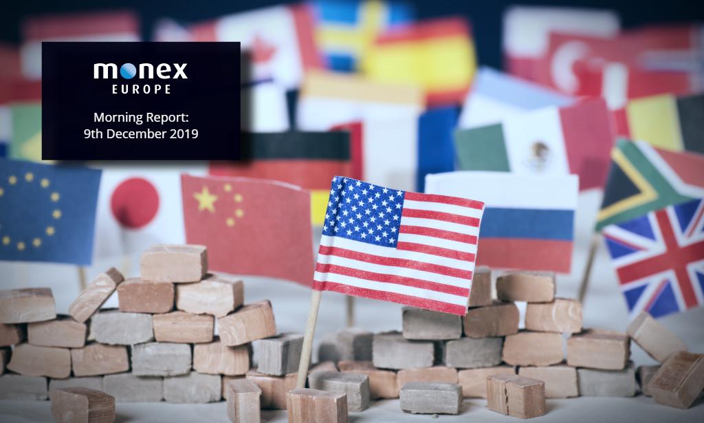 Markets trade tentatively ahead of Decembers tariffs