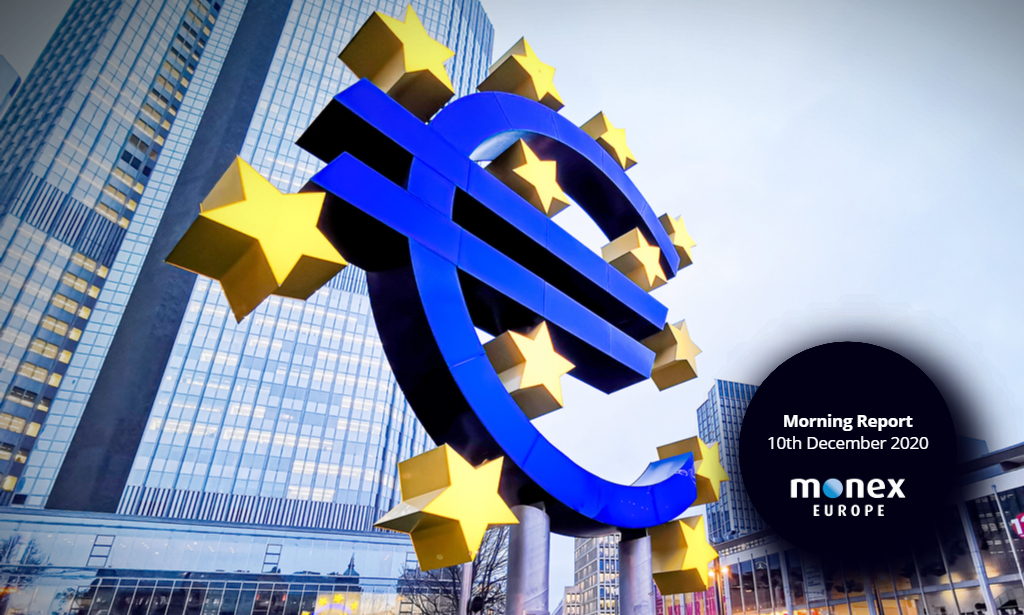 No fireworks from Brussels, but the ECB in Frankfurt may deliver some at lunch