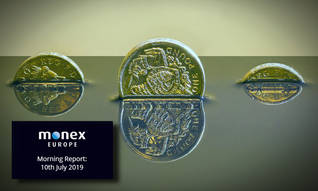 Game, set and match for sterling bears as currency hits fresh 2019 lows