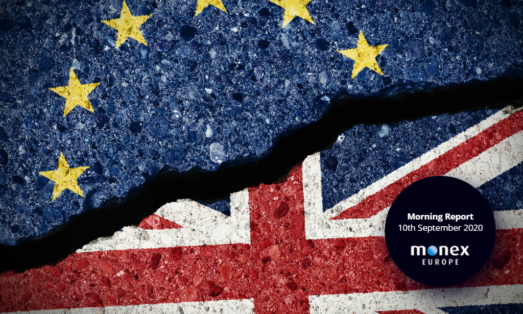 Brexit riddled pound and ECB meeting in focus for the G10 today