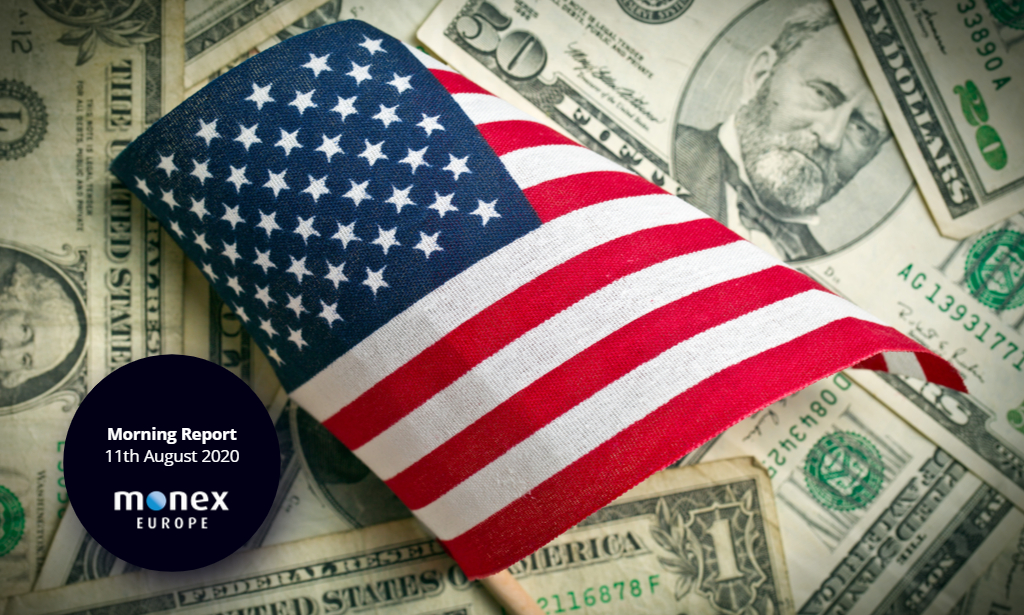 Mixed price action continues for dollar
