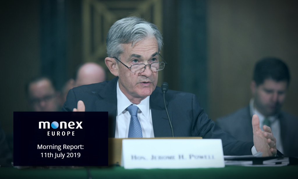 Powell sets July rate cuts in stone