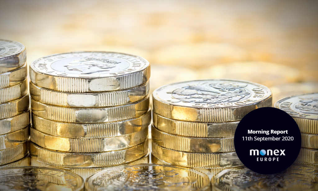 Sterling in focus as it could record worst week since March