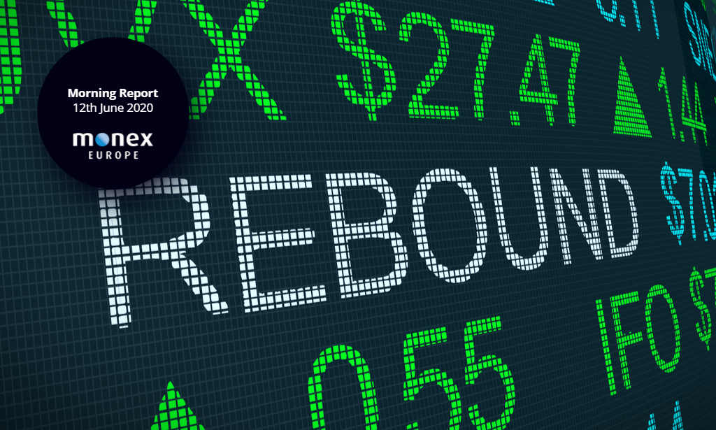 Rebound in stocks allows for tentative recovery in risk appetite