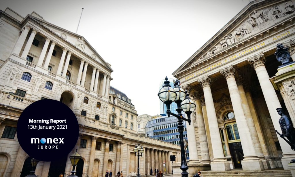 Sterling outperforms as BoE Governor Bailey signals that it is too early for negative rates