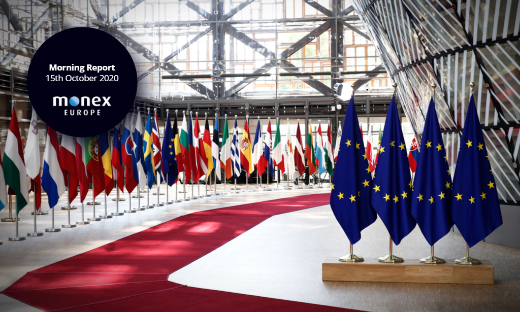EU summit in scope for sterling, while fiscal stimulus in the US stalls