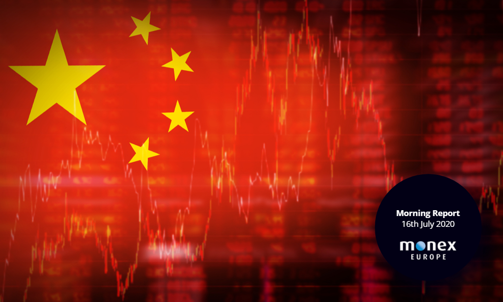 Dollar surges as virus cases rise globally while Chinese equities dismiss Q2 GDP beat