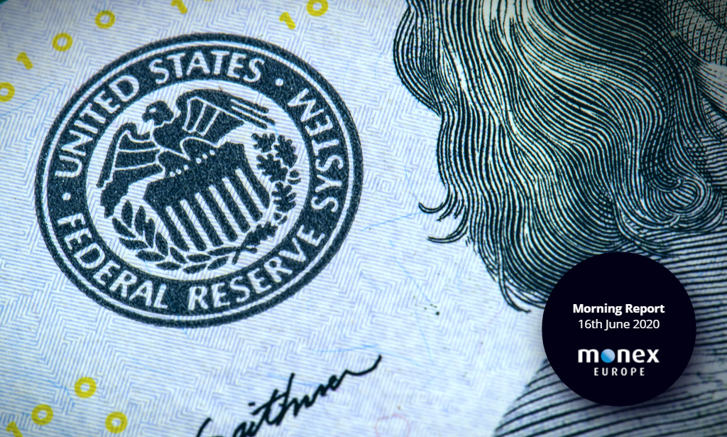 Markets buoyed by Fed's advance into corporate debt