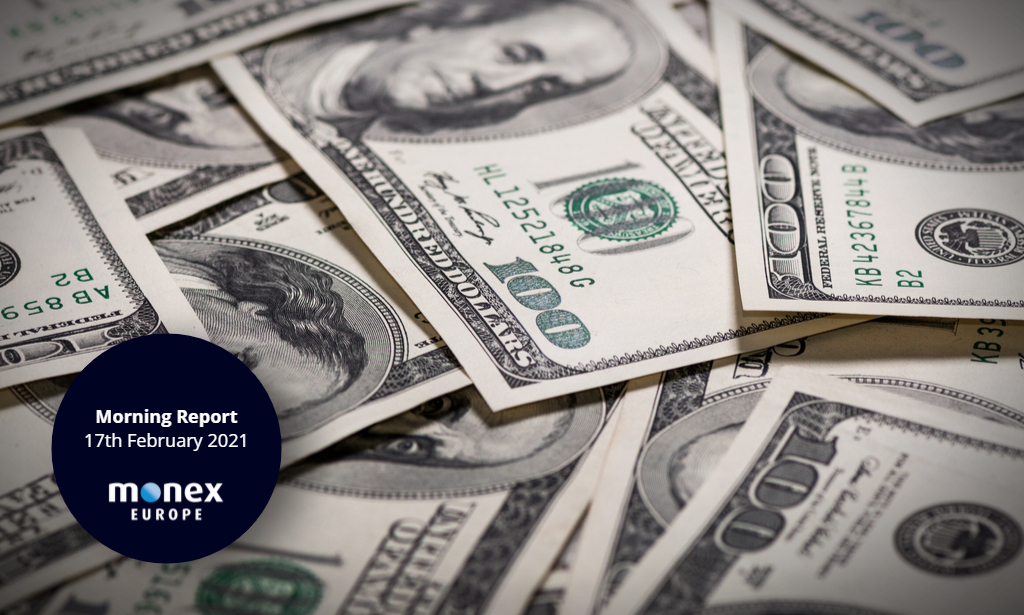 US dollar climbs with long-term yields after US returns from long weekend