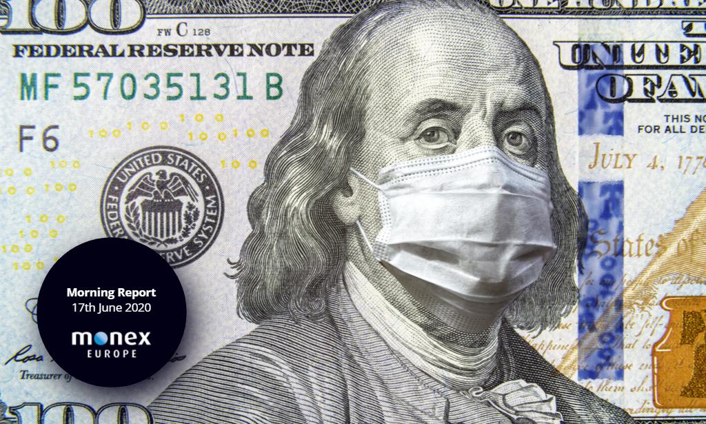 Dollar gains on global virus concerns